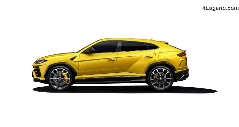 lamborghini urus le premier super suv au monde. Black Bedroom Furniture Sets. Home Design Ideas