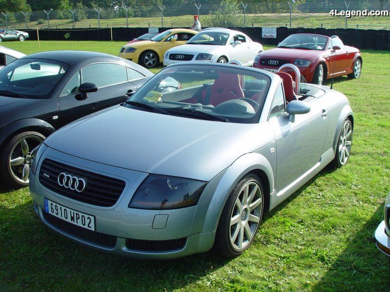 Audi Tt Le Mans