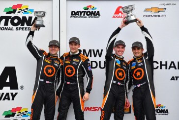 24H Daytona 2018 – Quadruplé d'Audi RS 3 LMS et belles bagarres des Audi R8 LMS
