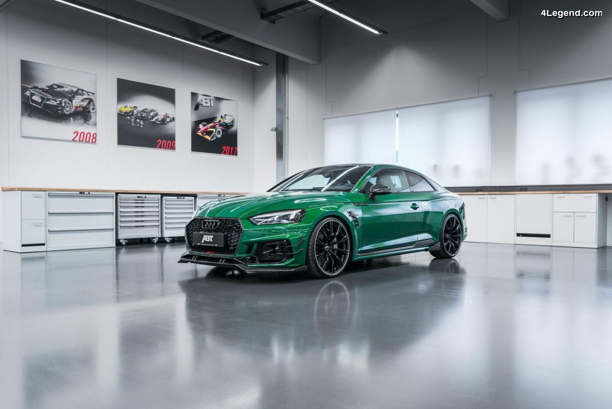 ABT RS5-R - L'Audi RS 5 revue et corrigée par ABT Sportsline : 530 ch, 690 Nm, 50 exemplaires