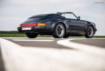 Porsche célèbre ses 70 ans à l'occasion du salon Rétromobile 2018
