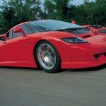 Edonis SP-110 Fenice – La renaissance d'une supercar utilisant le châssis et le moteur V12 de la Bugatti EB110