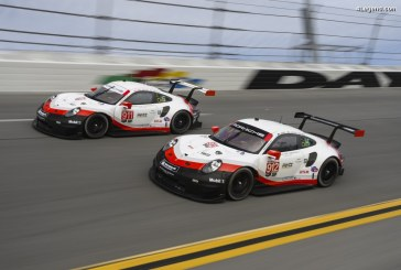 Un fort contingent de Porsche 911 aux 24 Heures de Daytona 2018 pour les 50 ans de victoires locales