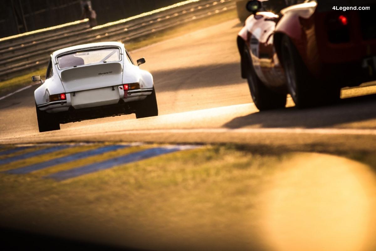 Porsche Classic Race Le Mans - 70 Porsche en course célébrant les 70 ans de la marque