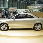 Audi A4 Coupé Cabrio Concept de 2004 par Valmet Automotive