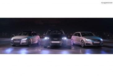 Audi Midnight Series – Une nouvelle série spéciale française pour les Audi A1, A3 et Q3
