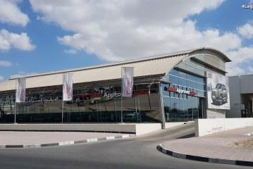 Concession Audi Al Nabooda Automobiles à Dubaï – Un spécialiste des Audi d'occasion