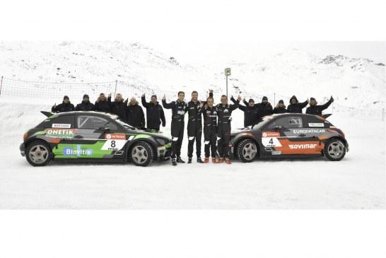 Deux Audi A1 quattro Comtoyou Racing engagées au Trophée Andros 2017-2018