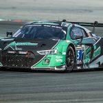 13 voitures de course de l'Audi Sport customer racing engagées aux 24 Heures de Dubaï 2018