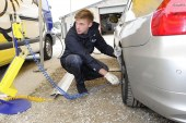 40% des automobilistes anglais roulent avec des pneus sous-gonflés selon une étude Michelin