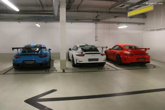 Porsche établit un nouveau record de ventes avec une hausse de 4% en 2017