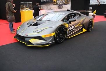 Lamborghini Huracán Super Trofeo EVO à l'Exposition des concept cars 2018