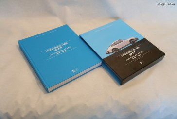 Livre « Porsche 911 – Air-cooled years 1974 – 1989 » de Berlin Motor Books