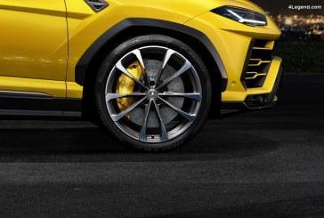 Pirelli équipe le nouveau SUV Lamborghini Urus avec les pneus P Zero, P Zero Corsa et Scorpion