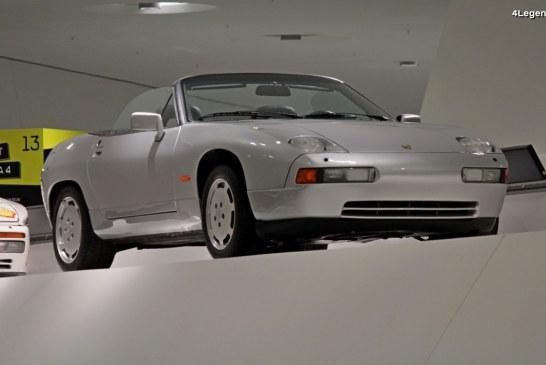 Porsche 928 S4 Cabriolet H21 Concept de 1987/1988 – Un beau projet non commercialisé