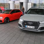 Un nouveau record de ventes pour Audi en 2017 avec 1 878 100 véhicules