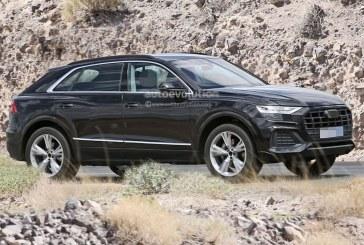 Spyshots Audi Q8 – Il se dévoile enfin à l'intérieur et à l'extérieur