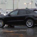 Spyshots Porsche Macan restylé – Légères retouches
