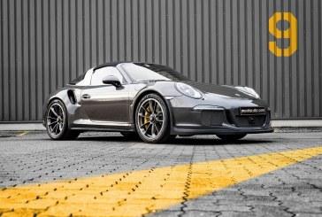 Porsche 991 Targa 4 GTS au look de la 911 GT3 RS par mcchip-dkr