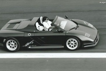Zender Fact 4 Spider de 1991 – Un roadster sportif à moteur Audi V8