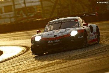 24H Daytona 2018 – Une décevante sixième place pour la Porsche 911 RSR