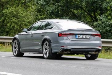 Confirmation du lancement de l'Audi RS 5 Sportback