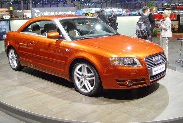 Audi A4 Coupé Cabrio Concept de 2006 par Valmet Automotive – Le retour