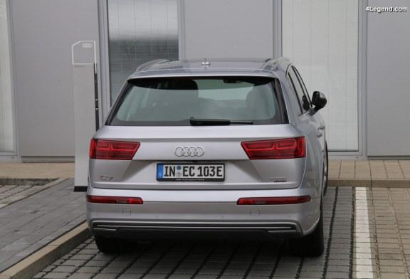 Audi Smart Energy Network – Un projet pilote afin de gérer intelligemment l'éco-électricité
