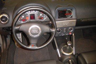 CarPC – Le système Multimédia embarqué sur une Audi TT Roadster en avance sur son temps en 2001