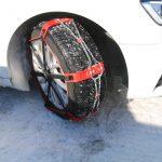 Essai des nouvelles chaînes à neige hybrides Polaire Steel Sock – PSS