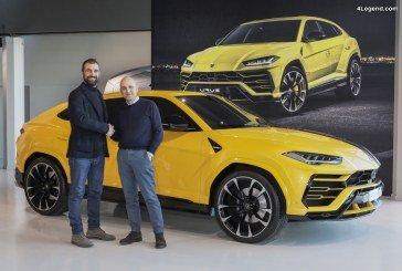 Une nouvelle collaboration entre Collezione Automobili Lamborghini et Bumper