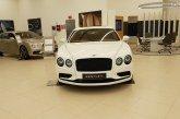 Concession Bentley à Dubaï – A l'image de la marque
