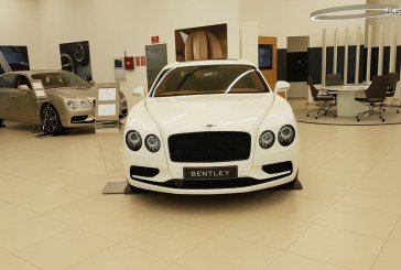 Concession Bentley à Dubaï – A l'image de la marque