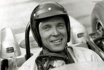 Disparition de Dan GURNEY, un pilote légendaire de l'histoire Porsche