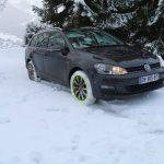 Essais du 1er sur-pneu antiglisse Musher – Entre la chaussette et la chaîne à neige