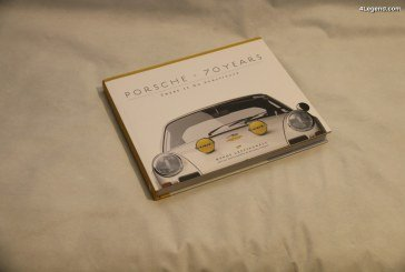Livre « Porsche – 70 years : There is no substitute » de Randy Leffingwell – Edition Motorbooks