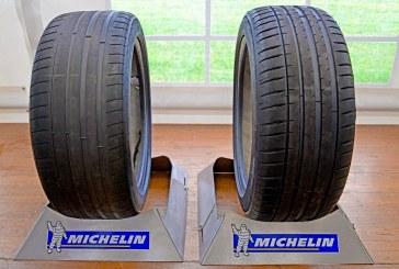 Après la longévité et le grip, Michelin innove avec une efficacité du pneu indépendante de son usure