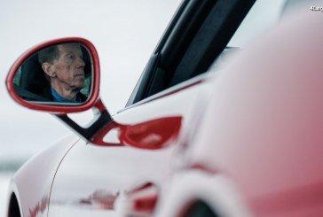 Walter Röhrl célèbre ses noces d'argent avec Porsche