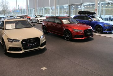 2017 – Nouvelle année record pour les immatriculations Audi en France