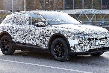 Spyshots Audi e-tron quattro 2018 – En cours de tests tout en silence