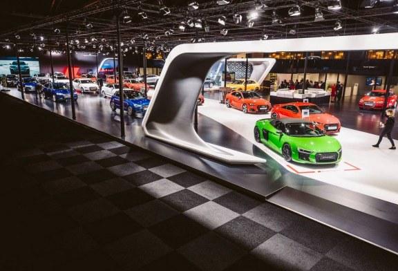 Nouveautés Audi au Brussels Motor Show 2018
