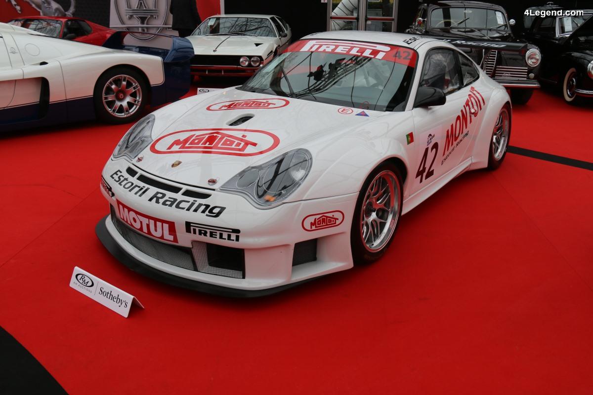 Porsche 911 GT3 RSR Type 996 de 2005- L'un des 35 exemplaires