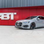 ABT RS4 – 510 ch et 680 Nm pour la nouvelle Audi RS 4 Avant