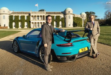 Grosse présence Porsche au Goodwood Festival of Speed 2018