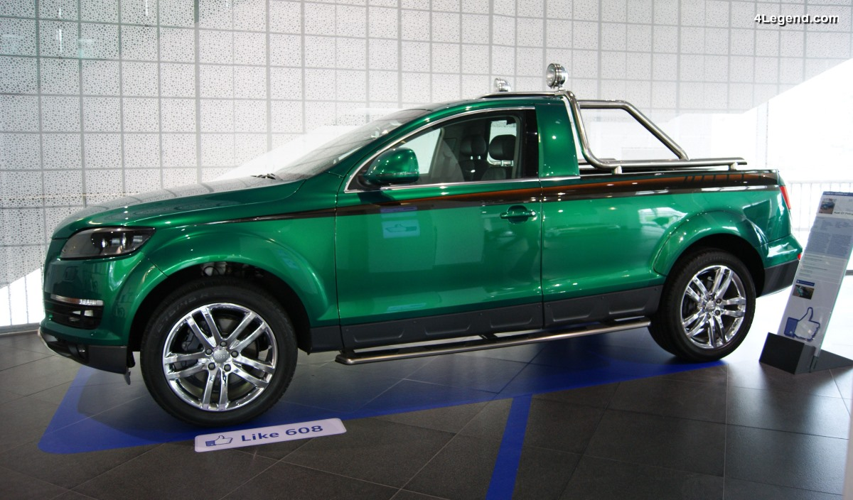 Audi Q7 Pick-up