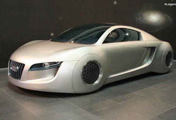 "Audi RSQ de 2003 – Star du film ""I, Robot"" avec Will Smith"