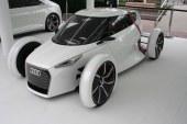 Audi urban concept de 2011 – Un concept car urbain inédit prévu pour la série