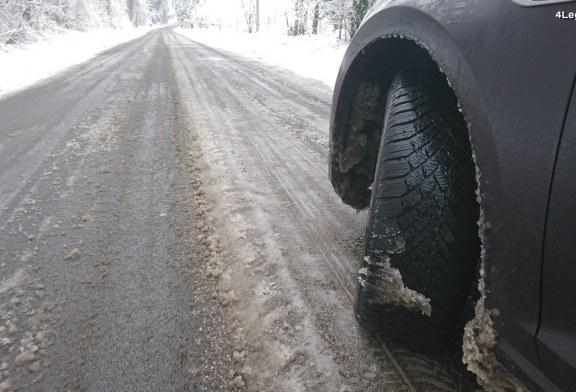 Blocage des routes en IDF sous la neige – La faute à de très nombreux automobilistes imprudents – Conseils et solutions
