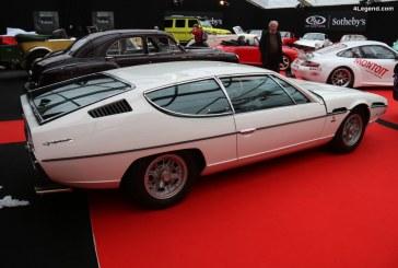 Lamborghini Espada Série II de 1970 – Dessinée par Bertone