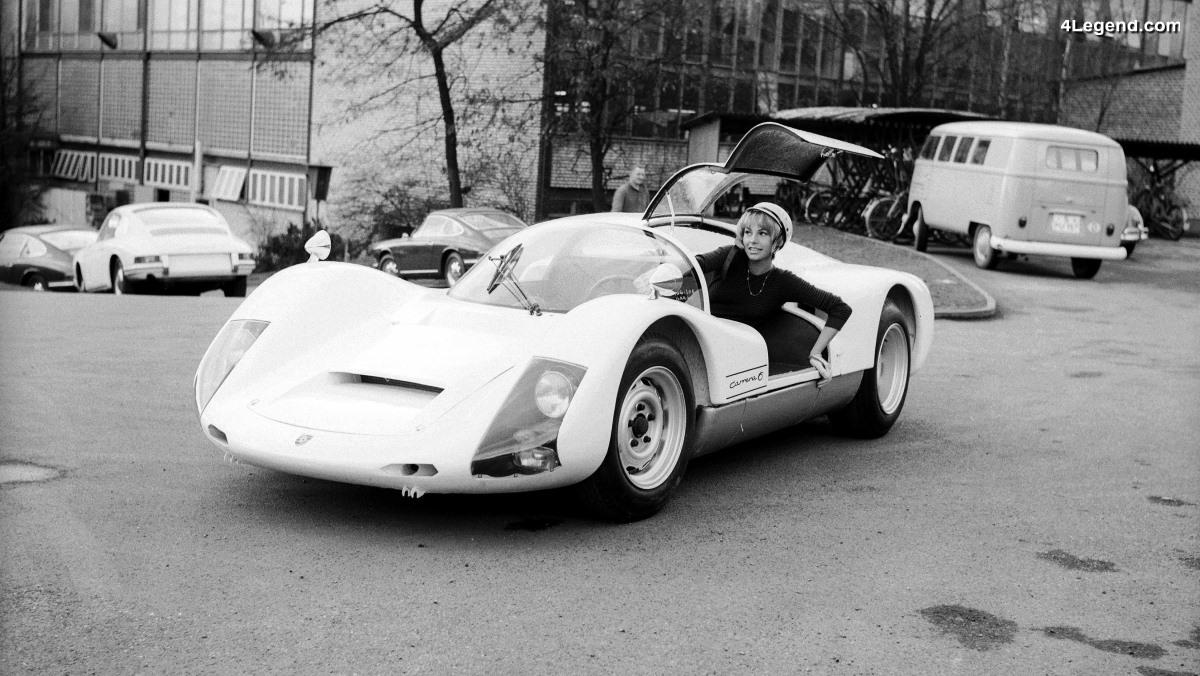Histoire des livraisons des Porsche neuves à Zuffenhausen et à Leipzig